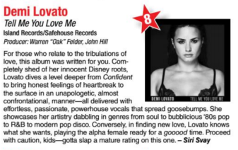 website-writing-review-album-demi-lovato