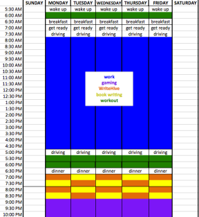 042620 - Daily Schedule example