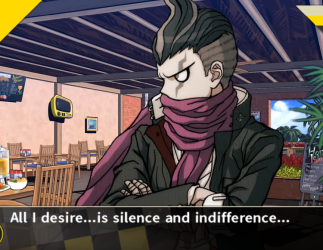Silence and Indiffernce - Gundham Tanaka