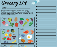 Grocery List Template - 051920 - Thumbnail 800x663