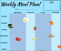 Weekly Meal Plan - 051920 - Thumbnail 800x663